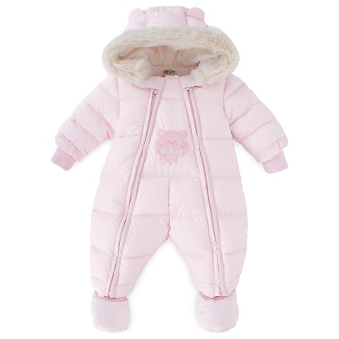 3e3407bb6 new release 905c9 0a485 kenzo snowsuit light pink ...