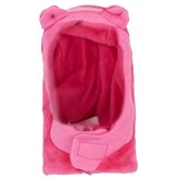 Sterntaler Hot Pink Fluffy Fleece Balaclava
