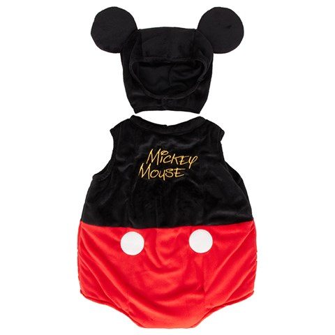 Travis Disney Mickey Mouse Tabard with Hat