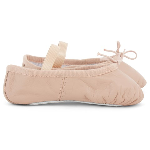 Bloch Bunnyhop ballet flats with elasticated strap