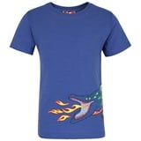 Anne Kurris Neon Crocodile Embroidered Tee