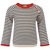FUB Cream Stripe Jumper