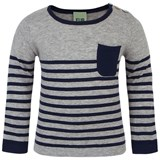 FUB Stripe Pocket Jumper