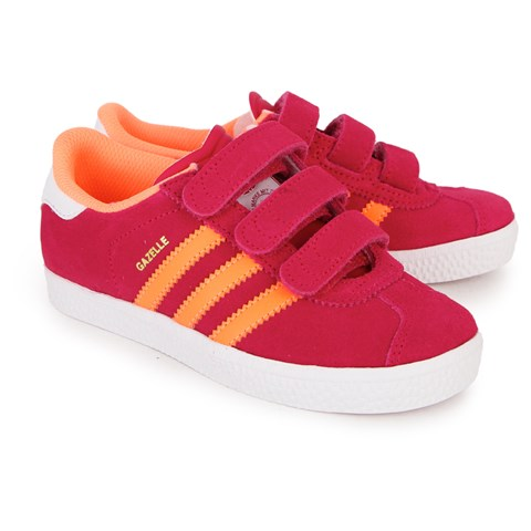adidas girls trainers velcro