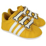 adidas Originals Jeremy Scott Bones Crib Shoes