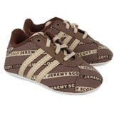 adidas Originals Jeremy Scott Logo Crib Shoes