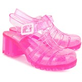 Lelli Kelly Pink Ice Cream Jelly Sandals