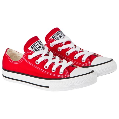 Converse Red Chuck Taylor All Star Trainers