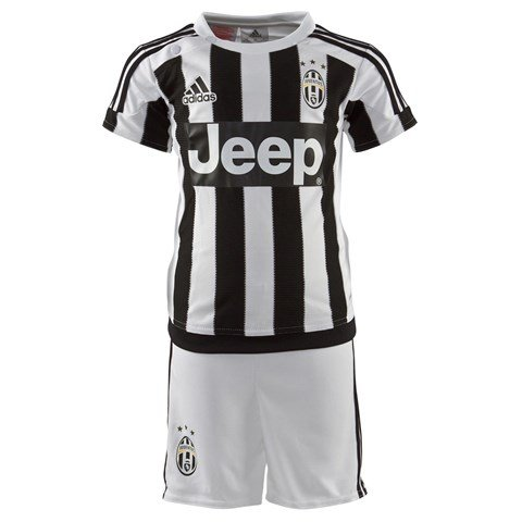 Juventus Official 201516 Home Infant Kit