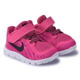 Nike Pink Free 5 Velcro Trainers