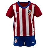 Atletico Madrid Official 2015/16 Home Kit