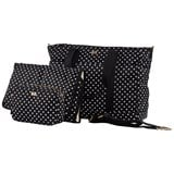 Dolce & Gabbana Black Polkadot Changing Set