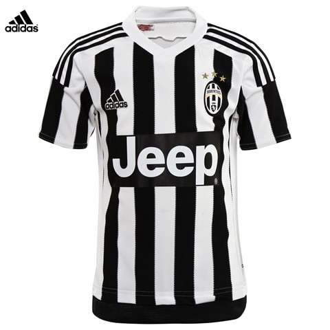 Juventus Official 201516 Home Shirt