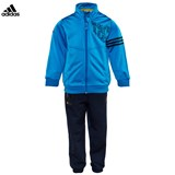 adidas Blue Messi Tracksuit