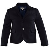 Paul Smith Junior Navy Wool Suit Jacket