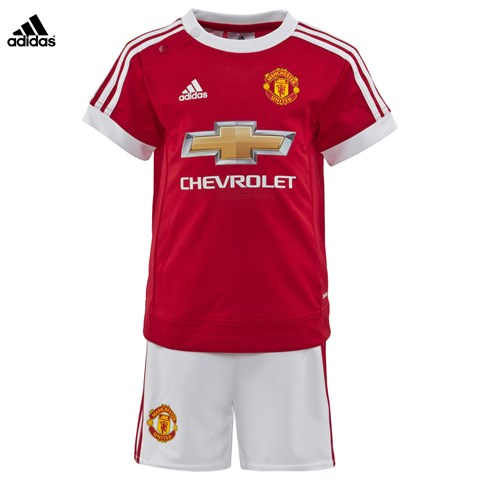 Manchester United Official 2015/16 Home Infant Kit