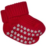 Falke Red Baby Star Socks