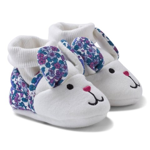 452730fc82189 Joules Baby Character Bunny Slippers | AlexandAlexa