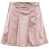 Miss Grant Pale Pink Metallic Skirt