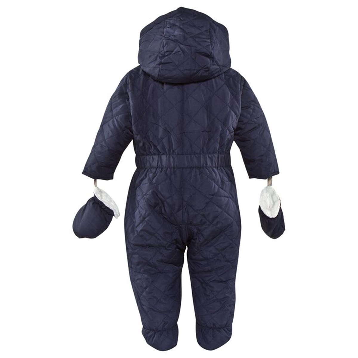 b339024bb Burberry Unisex Navy Quilted Snowsuit