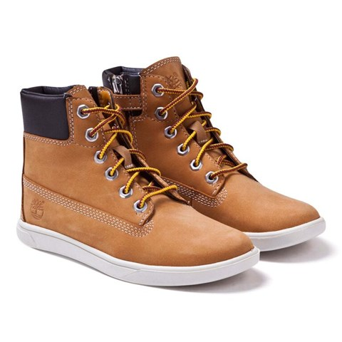 Wheat Groveton Hi Top Ankle Boots