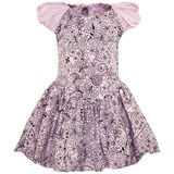 Jessie & James Pink Embroidered Birthday Dress