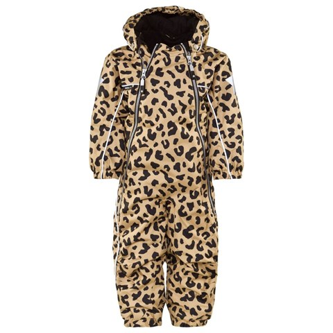 Pink Platinum Little Girls Snowsuit with Animal Print Accents Jacket and Ski Bib. Temporarily unavailable All over leopard print detail on snow bib. Snow bib has zip front closure and storm gators at leg opening. Pink Platinum Baby Coats & Jackets. All Pink Platinum. Ratings & Reviews.