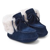 UGG Sparrow Navy Booties