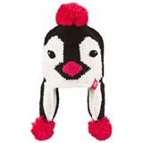 Animal Megeve Penguin Peruvian Beanie