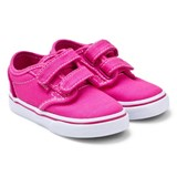 Vans Hot Pink Atwood Velcro Trainers
