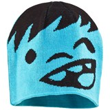 Neff Blue Kenni Happy Beanie