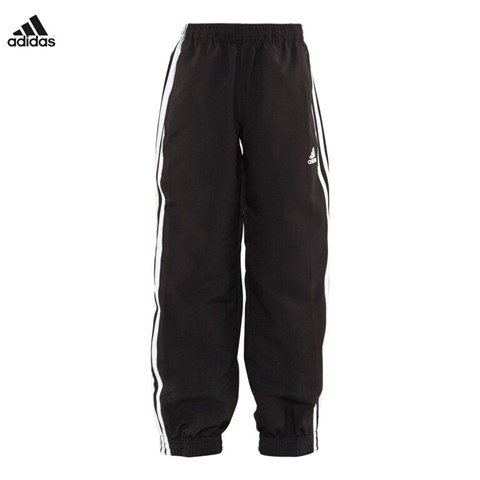 Black Core Essentials Tracksuit Bottoms