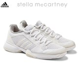 adidas by Stella McCartney White Barricade 2015 Trainers