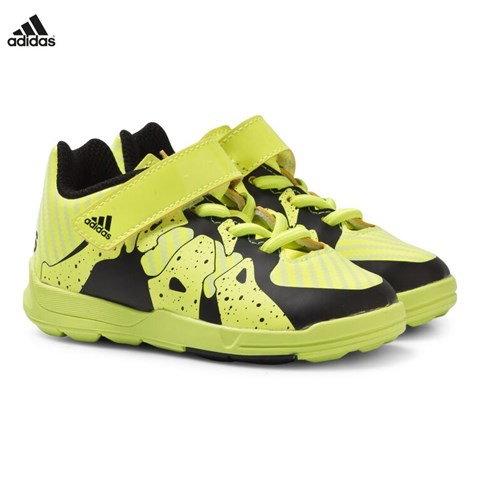 Yellow Chaos X Velcro Trainers
