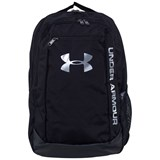 Under Armour Black Hustle Water Repellent Backpack