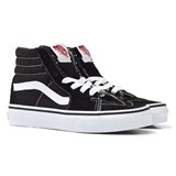 Vans Black Sk8-Hi Hi-Top Trainers
