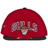 New Era Chicago Bulls High Drop 59Fifty Fitted Cap