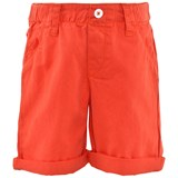 Billybandit Orange Chino Shorts