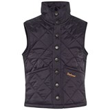 Barbour Navy Quilted Gilet