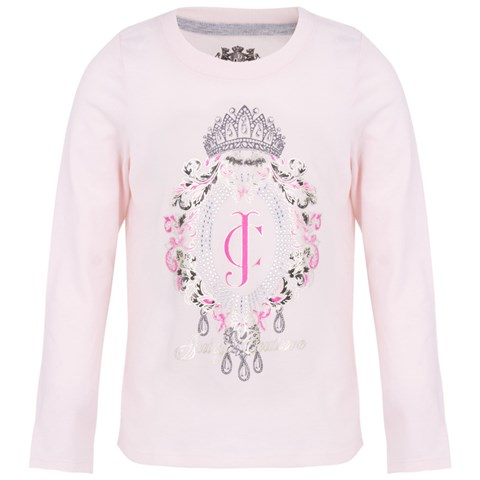 Juicy Couture Pink Branded Tee