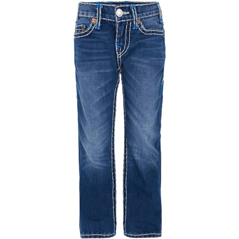 True Religion Last Stand Logan Jeans