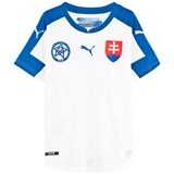 Slovakia National Football Team Slovakia Official 2016 Home Shirt