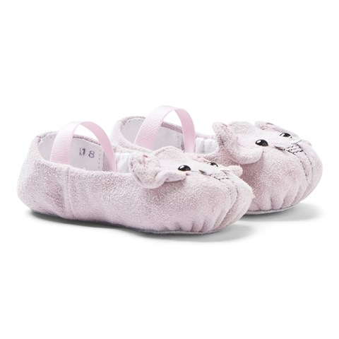 Bloch Pink Elephant Baby Shoes