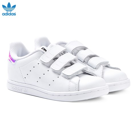 adidas velcro trainers size 6