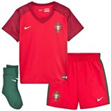 Portugal National Football Team Euro 2016 Official Home Infant Kit