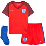 England National Football Team Euro 2016 Official Away Infant Kit