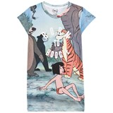 Little Eleven Paris Multi Jungle Book Graphic Print Dress