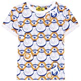 Fabric Flavours Multi Star Wars BB-8 Print Tee
