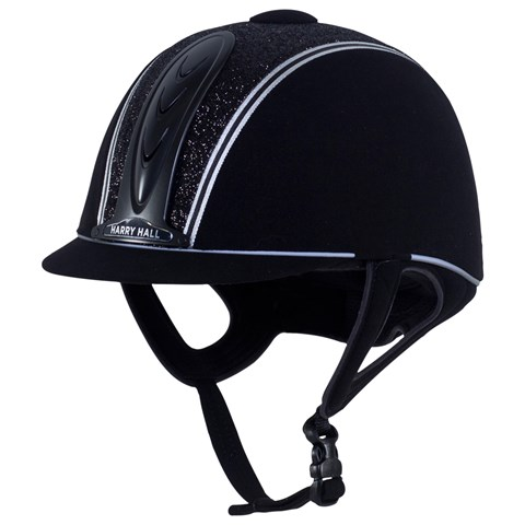 Silver Legend Cosmos Riding Hat