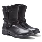 Geox Sofia Black Ankle Boot